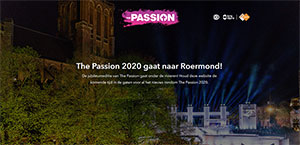 donderdag 9 april 2020 - The Passion 2020